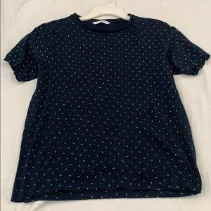 Simpele but stylish t-shirt